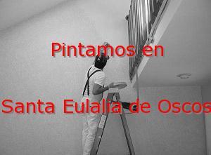 Pintor Oviedo Santa Eulalia de Oscos