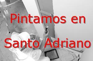 Pintor Oviedo Santo Adriano