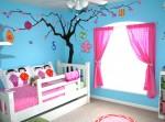 La mejor pintura en dormitorios infantiles