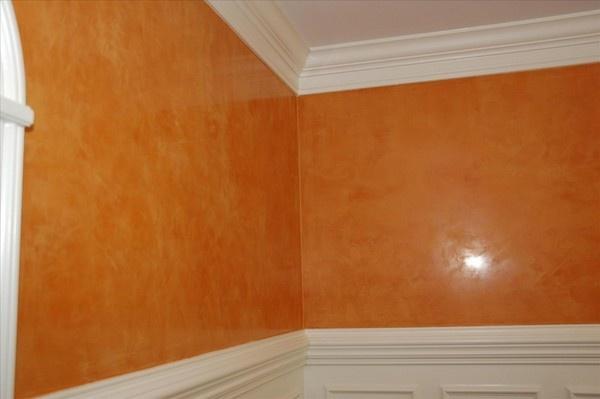 Estuco veneciano pintor oviedo - Tipos de pintura para pared ...